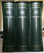 Us Stamp Collection 1929 - 2012 Complete On Scott Pages In 3 Specialty Albums