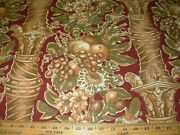 15 Yds Stroheim Kenwood House Linen Drapery Upholstery Fabric For Less