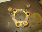 1941 John Deere A Used Rear Wheel Locking Collar And Bolts Antique Tractor