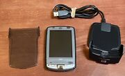 Hp Ipaq Pda And Charging Dock - For Parts - Won't Charge