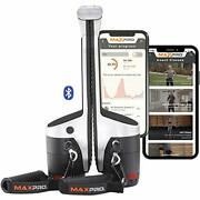 Maxpro Fitness Cable Home Gym | Versatile Portable Smart Bluetooth Connected ...