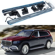 Deployable Electric Running Board Side Step Fit For Benz Gls X167 Maybach 2020+