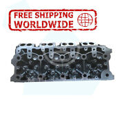 New Engine Cylinder Head Bare With Guide For Volvo Td 60 465-741 465728 465741