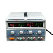 Hy3005f-3 Hyelec 30v 5a Programmable Ac/dc Variable Power Supply Triple Channel