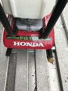 Honda Fg110 Tiller Out Of Box Never Used No Gas In Tank. Local Pickup Florida
