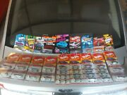 Camaro Hot Wheels Lot Of 36 Cars, Heavy Chevy Classics Series And More