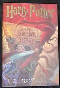 Rare Excellent Unread 1st Print/1st Ed. Harry Potter And The Chamber Of Secrets