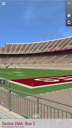 4 Front Row Aisle Tickets - Ohio State Buckeyes Vs Penn State - 10/30/2021