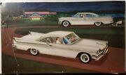 1957 Dodge Custom Royal Lancer -showroom Paint Color Selection System - 2and3 Tone