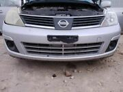 No Shipping Front Bumper Hatchback With Spoiler Without Fog Lamps Fits 07-12 V