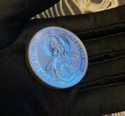 9999 2oz Silver Queen's Beast Collector Nice •griffin Of Edward• In Capsule