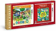 Animal Crossing New Leaf Amiibo + / Tomodachi Collection New Life Double Pac