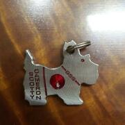 Scotty Cameron Scotty Dog Japan Keychain Gss Used Very Good Ship From Japan