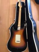 Fender Usa 2005 Make With Case