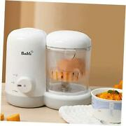 Baby Food Maker Steamer And Blender- 2-in-1 Baby Food Processor Ease To