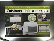 Cuisinart Bbq Grill Caddy Stores Paper Towels Condiments And More Xmas Gift