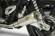 Zard Exhaust Slip On Exhausts Sp Stainless Triumph Speed Twin 1200 2020