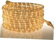 Rope Light Warm - 24 Feet 7.3 M, For Indoor And Outdoor Use -0mm 1 Clear