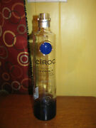 Ciroc Vodka Bottle Empty And Cleaned 750 Ml