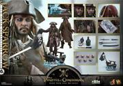 Hot Toys Dx15 Jack Sparrow Pirates Of The Caribbean Dead Men Tell No Tales Jp