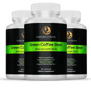Green Coffee Bean Extract 180 Capsules