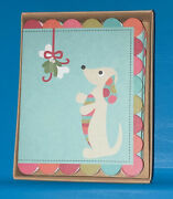 15 Count Dachshund ⭐ Merry Christmas Boxed Cards New Wiener Dog Holidays