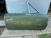1969 Plymouth Road Runner Right Door Post Car Complete Great Glass Locks Work 69