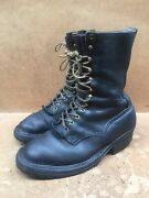 Whites Smoke Jumper Wildland Firefighting And Logger Mens Boots Size Usa 10 E