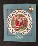 Lenox Twas The Night Before Christmas Dressed All In Fur Ornament