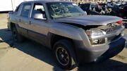 Automatic Transmission 4wd Fits 03 Avalanche 1500 851639