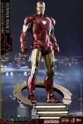 Hot Toys Avengers Iron Man Mark Vi 6 Diecast Special Edition
