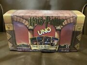 Harry Potter Uno Special Edition Card Game Trunk New Factory Sealed Vintage 2000