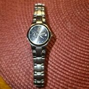 Citizen Disney Eco-drive Mickey Mouse Ladies Analog Watch Solar Used