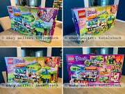 🔥 Lego Friends 41339 Mia's Camper Van 488 Pieces Brand New Sealed Hot Gift 🔥