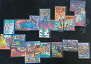Grateful Dead Backstage Pass Puzzle The Circus Train From 1990andrsquos The Big One