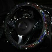 Installs Easily Steering Wheel Cover Pu Leather 100 Brand New 100 Brand New