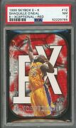 Shaquille Oand039neal 1999 Skybox E-x E-xceptional - Red 12 Psa 7 Shaq