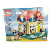 Lego Creator Family Home 6754 Retired 976 Pieces New Sealed Free Shipping