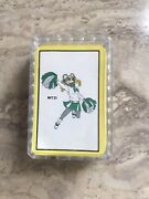 Vintage Show Biz Pizza Character Playing Cards Mitzi 3andrdquo