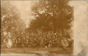 Rppc 1911. 7th Infantry Band. Chicago Ill. Postcard Rr8