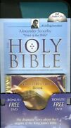 Complete Audio Bible Kjv 60 Cd Set - Scourby + Free Dvd -the Indestructible Book