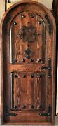 Rustic Spanish Reclaimed Lumber Arched Special Buy It Now Alex