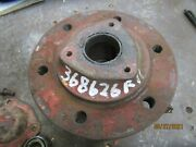 International 340 Utility Used Front Wheel Hub 368626r11 Antique Tractor