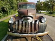 Grill Chrome Stainless Truck Chevy 1946 1942 42 46 Chevrolet Pickup Gmc Pick Up