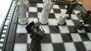 Harry Potter Chess Set Final Challenge Set Authentic From The Sorcererand039s Stone