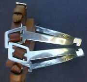 Horse Spurs Buermann Star North And Judd Military Police Western New England