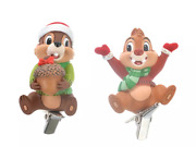 Presale Disney Christmas Ornament 2021 Clip Type Chip And Dale Japan Import New
