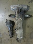Jdm Subaru Legacy Rsk And Gt-b My01 Ty754vbbba 5 Speed Manual Trans And Diff 4.11