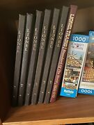 Lionel Collectors Guide And History 7 Hard Cover Books O Scale Hard To Find