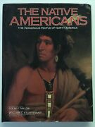 The Native Americans Book By Colin Taylor Illustrated Coffee Table Book
